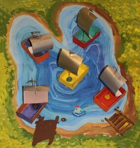 Поделки для детей - Кораблики