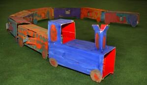Поделки для детей - Поезд