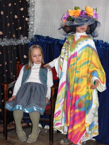 Рождественский праздник 2008. Женщина, которая умела колдовать.