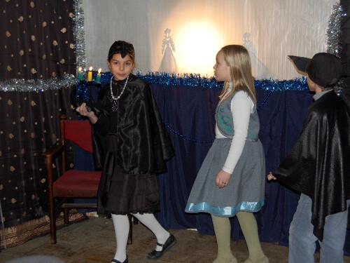 Рождественский праздник 2008. Сны придворных дам.