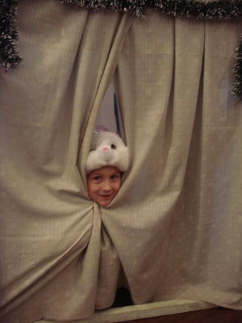 Рождественский праздник - Заяц