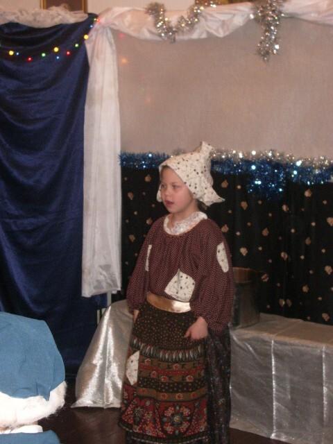 Рождественский спектакль - Золушка